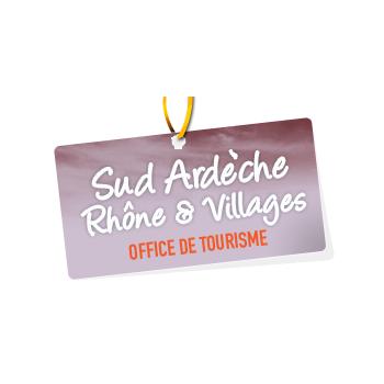 Logo de l'Office De Tourisme Sud Ardèche Rhône et Villages