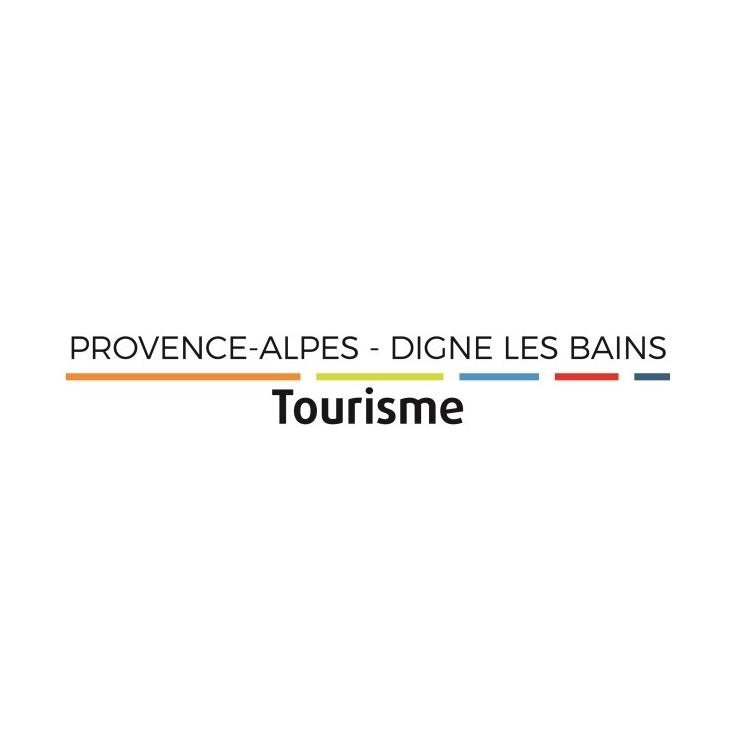 Logo de l'Office de Tourisme Provence Alpes Digne les Bains