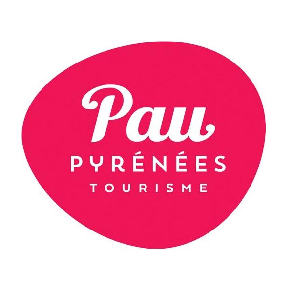 Logo de Pau Pyrénées Tourisme