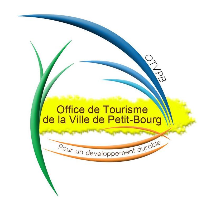 Logo de l'Office du Tourisme de la ville de Petit-Bourg