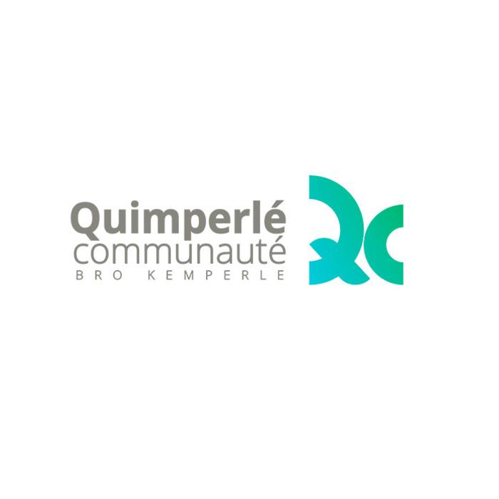 Logo de Quimperlé Communauté