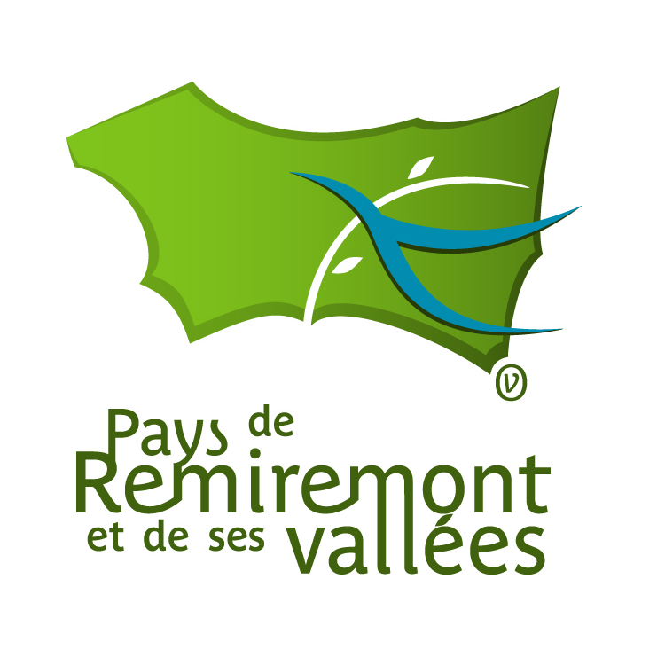 Logo du Syndicat mixte du pays de Remiremont