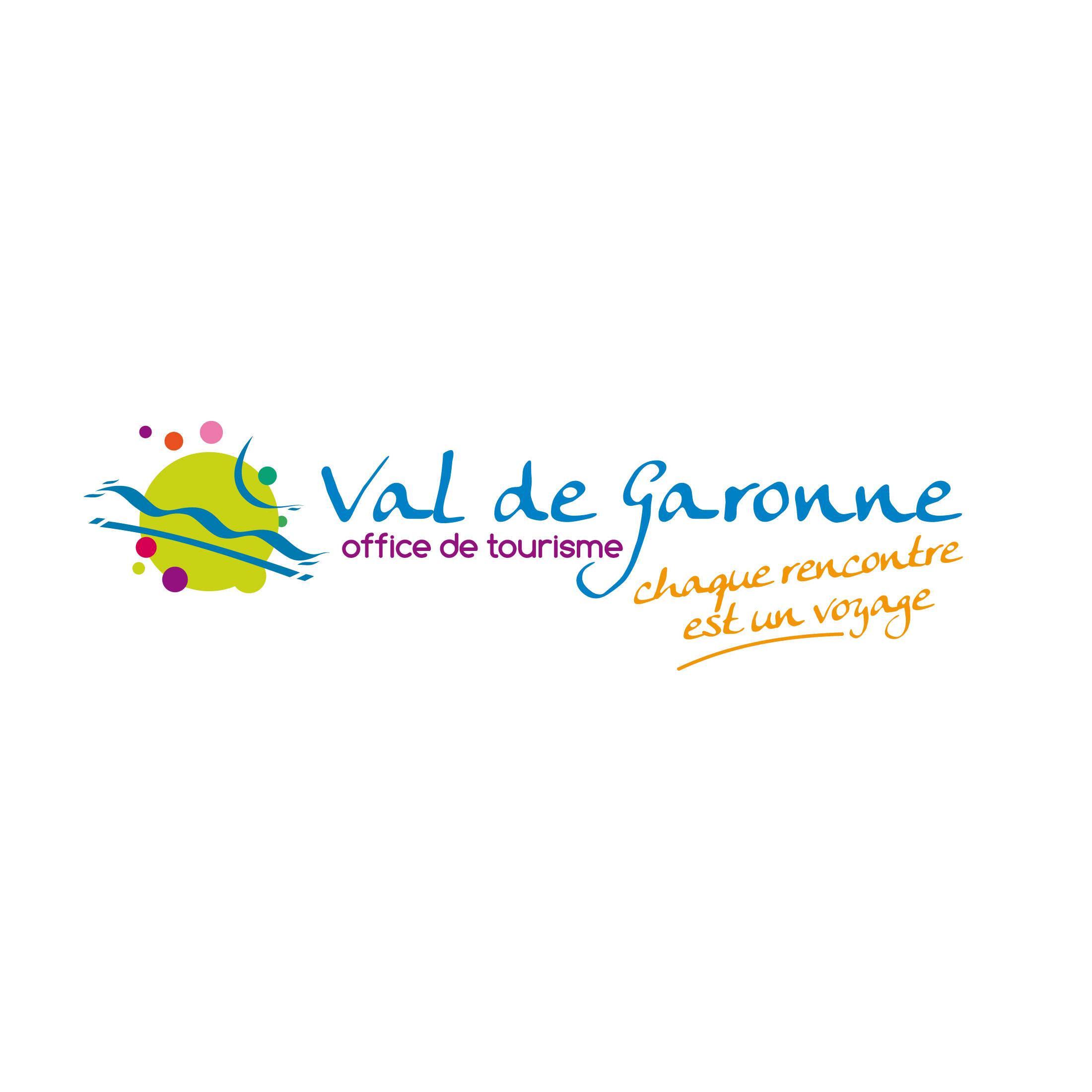 Logo de l'Office de tourisme Val de Garonne