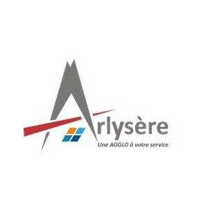 Logo Communauté d'agglomération Arlysère