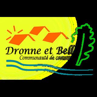 Logo de la Communauté de communes Dronne et Belle