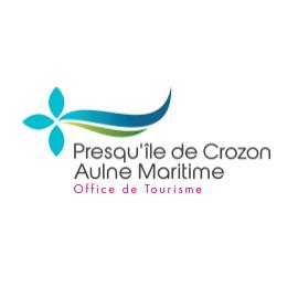 Logo Office de tourisme Presque île de Crozon