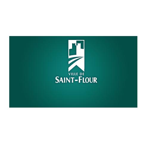Logo Mairie de saint flour