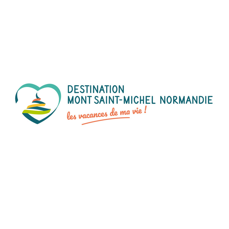 Logo Office de Tourisme Mont-Saint-Michel Normandie