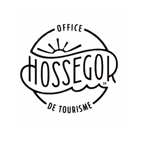 Logo Office de Tourisme d'Hossegor