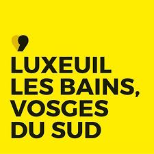 Logo Office de Tourisme de Luxeuil-les-Bains, Vosges du Sud