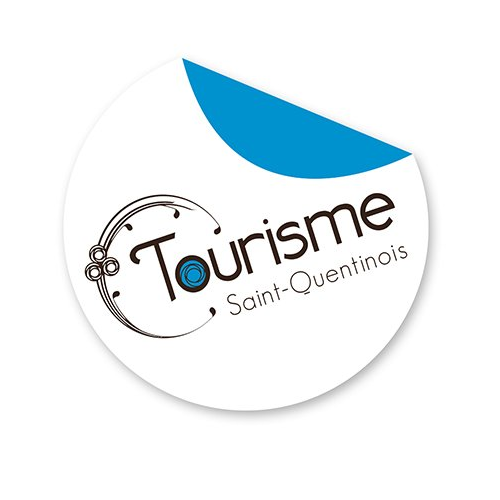 Logo Office de Tourisme et des Congrés du Saint-Quentinois