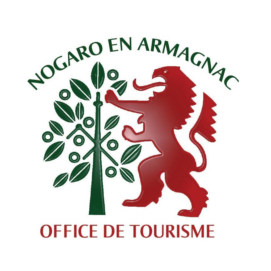 Logo Office de tourisme de Nogaro en Armagnac