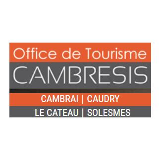 Logo Office de tourisme du Cambrésis