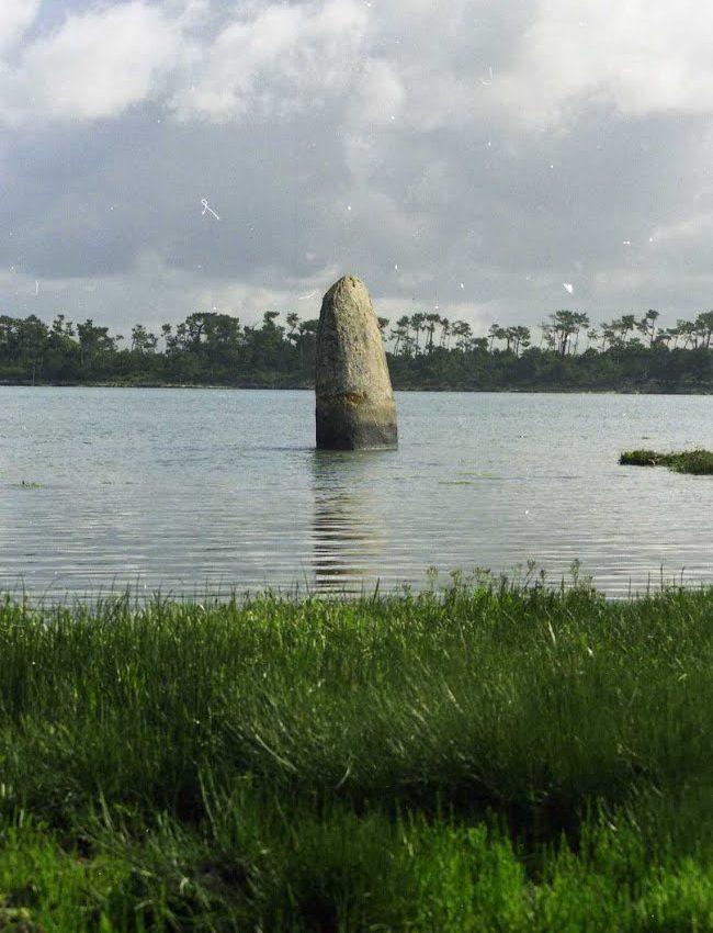 Menhir-Penglaouic - Loctudy-cartelmatic-borne-multimedia