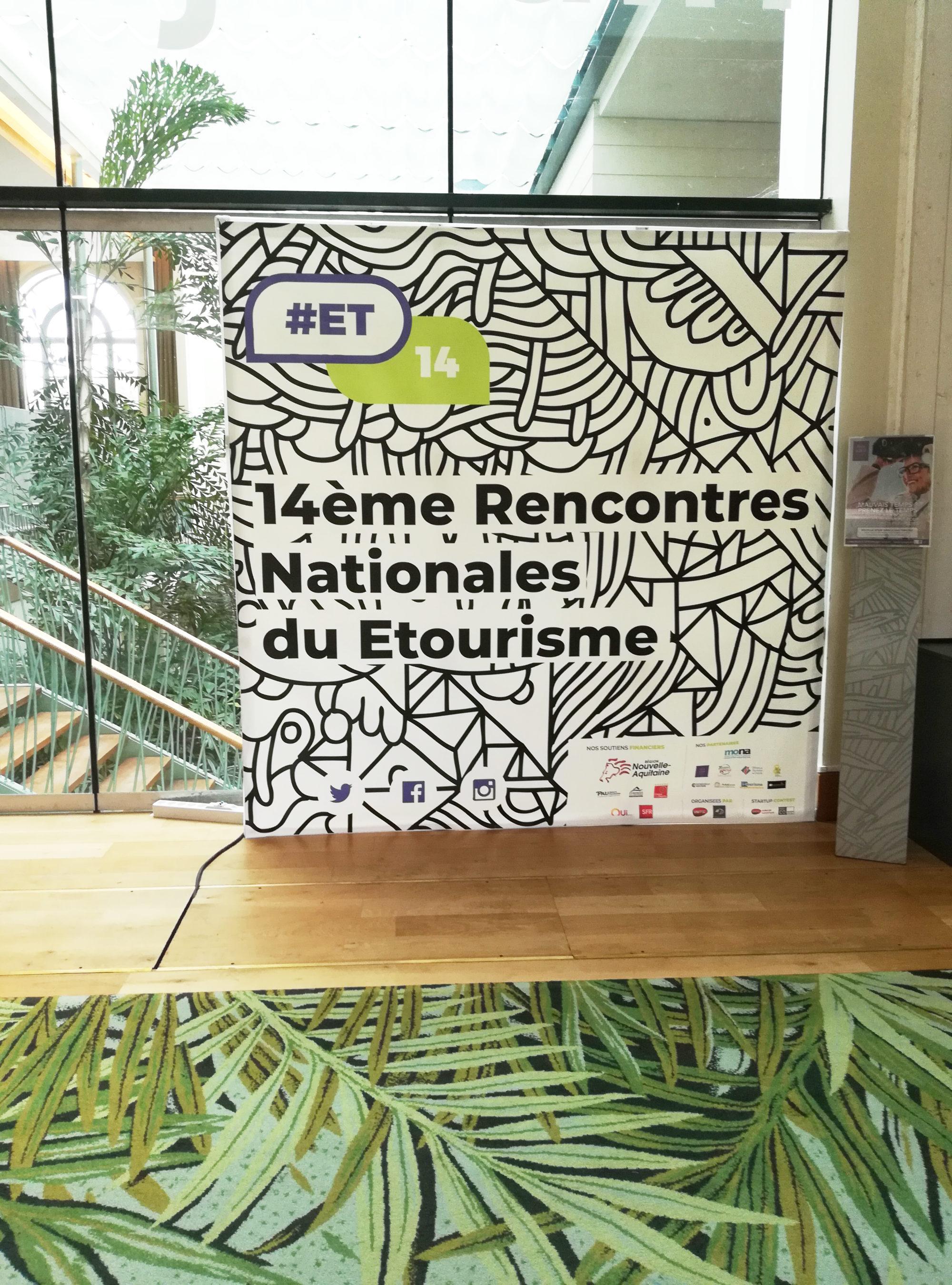 Rencontres Nationales du e-tourisme à Pau