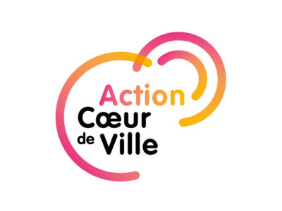 logo action coeur de ville Dax _ cartelmatic