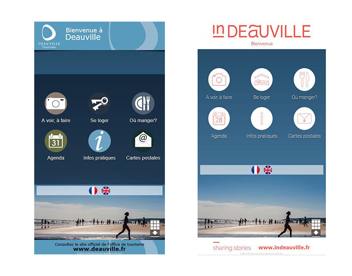 Application Deauville