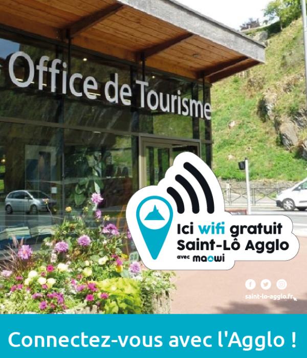 Tourisme numérique - Saint-Lô Agglo