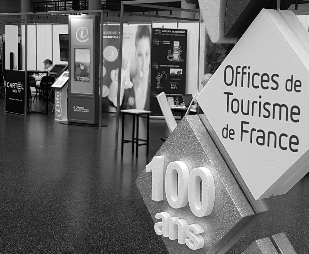 Cartelmatic congrès national des offices de tourisme Reims