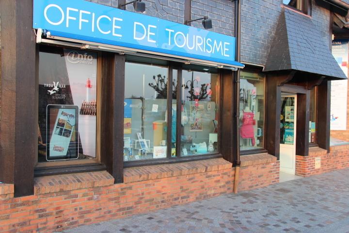 l'office de tourisme de trouville sur mer
