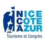 Affichage dynamique tourisme nice logo