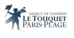 Affichage dynamique tourisme touquet logo