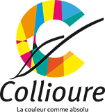 Ville intelligente smart city collioure logo