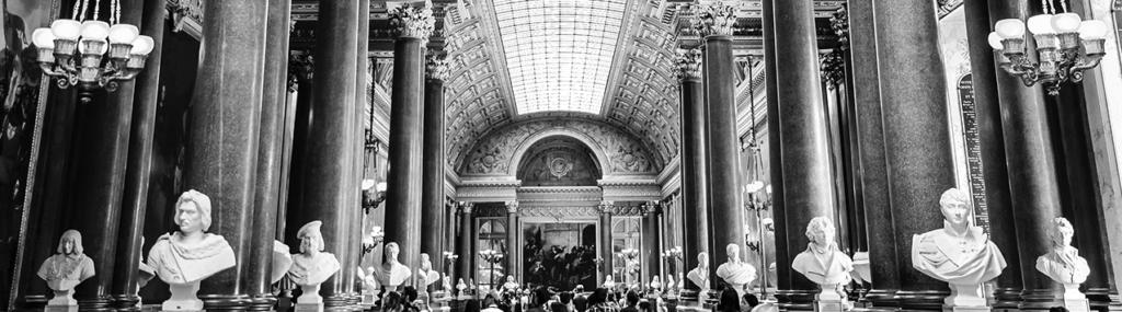 Visite virtuelle de Versailles